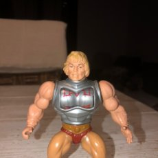 Figuras Os Masters do Universo: HE MAN ROTOPLAST ARMADURA DE COMBATE BATTLE ARMOR. Lote 206952308