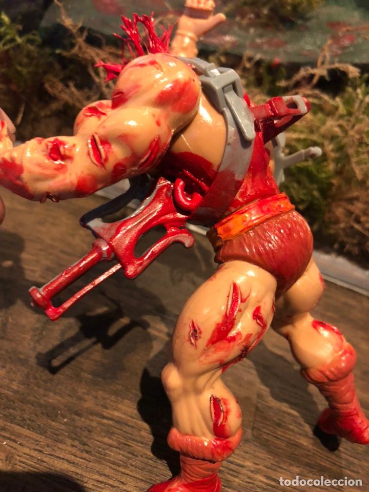 Figuras Masters del Universo: Increíble Diorama dos custom ! Skeleterror fuck he !! Master. Motu. He man. - Foto 32 - 206972585