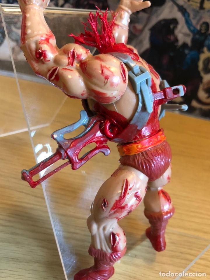 Figuras Masters del Universo: Increíble Diorama dos custom ! Skeleterror fuck he !! Master. Motu. He man. - Foto 50 - 206972585