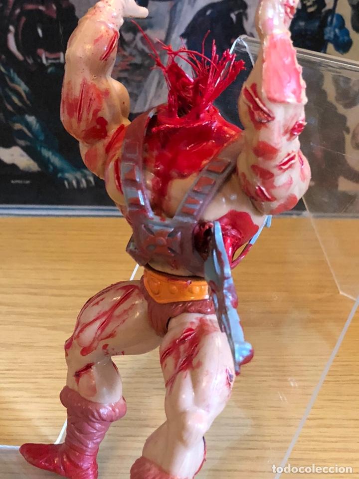 Figuras Masters del Universo: Increíble Diorama dos custom ! Skeleterror fuck he !! Master. Motu. He man. - Foto 51 - 206972585