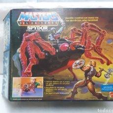 Figuras Masters del Universo: MASTERS DEL UNIVERSO SPYDOR EN CAJA PRECINTADA NUEVO A ESTRENAR!!!!. Lote 207139590