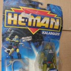 Figuras Masters del Universo: KALAMAR DE HE.MAN - MATTEL. Lote 207141525