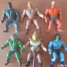 Figuras Masters del Universo: MASTER DEL UNIVERSO LOTE MADE IN SPAIN. Lote 207209463