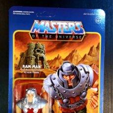 Figuras Masters del Universo: SUPER 7.MÁSTERS DEL UNIVERSO: RAM MAN. Lote 207214948