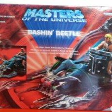 Figuras Masters del Universo: MASTERS DEL UNIVERSO.BASHIN BEETLE 2002.EN CAJA SIN ABRIR.. Lote 207266971