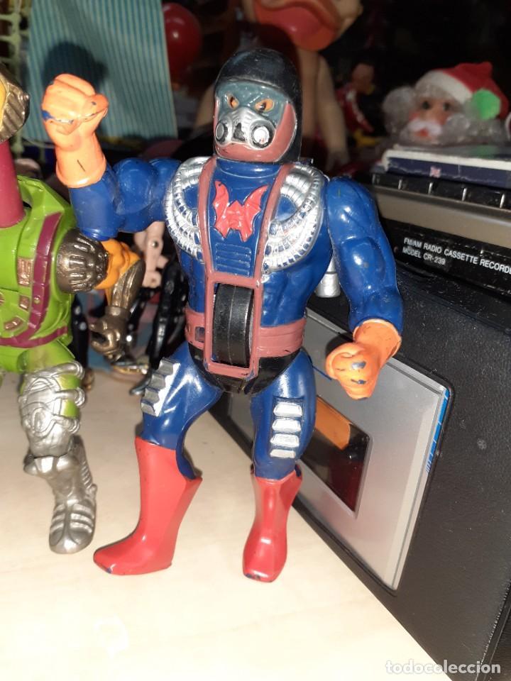 Figuras Masters del Universo: He Man ,Masters del Universo.Master Action,Lote de 3.Mattel 1990. - Foto 2 - 207717711