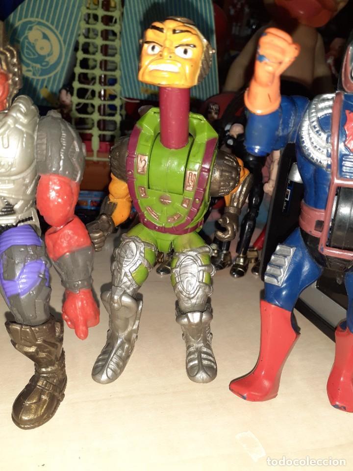 Figuras Masters del Universo: He Man ,Masters del Universo.Master Action,Lote de 3.Mattel 1990. - Foto 3 - 207717711