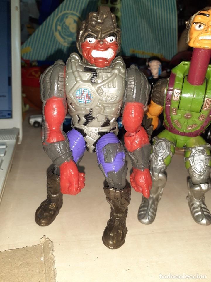 Figuras Masters del Universo: He Man ,Masters del Universo.Master Action,Lote de 3.Mattel 1990. - Foto 4 - 207717711