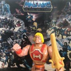 Figuras Masters del Universo: MOTU HE-MAN THUNDER PUNCH 1984MATTEL SPAIN. Lote 209034096