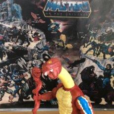 Figuras Masters del Universo: RATTLOR COMPLETÓ TAIWÁN MASTERS OF UNIVERSE MOTU. HE MAN. Lote 209035478