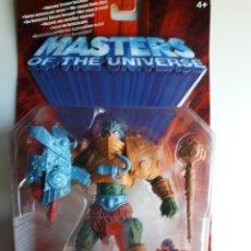 Figuras Masters del Universo: MAN-AT-ARMS. MATTEL. EXCELENTE ESTADO. EN SU BLISTER SIN ABRIR. MOTU. Lote 209178398