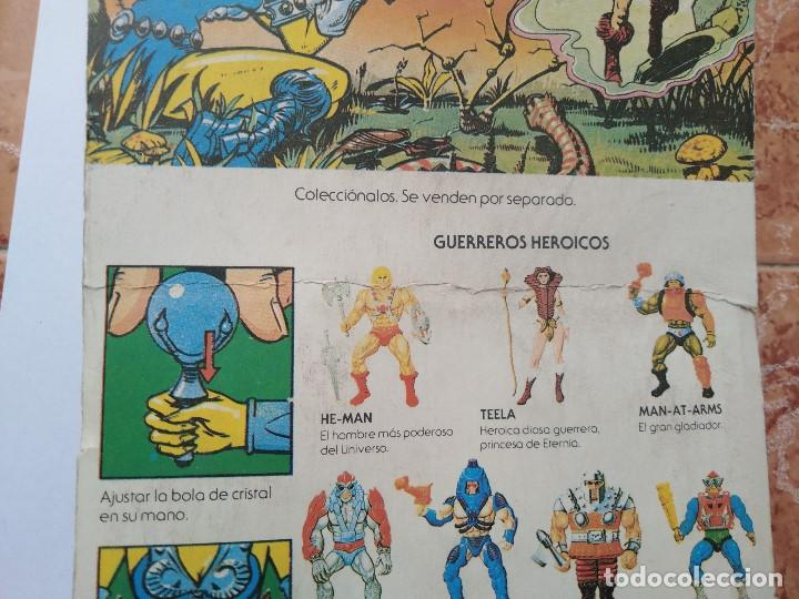 Figuras Masters del Universo: MOTU MASTERS DEL UNIVERSO EVIL LYN BLISTER ESPAÑOL MATTEL 1985 raro en blister - Foto 8 - 210346365