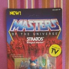 Figuras Masters del Universo: STRATOS NEOVINTAGE MOTU NEOVINTAGE MASTERS OF THE UNIVERSE SUPER7 HE-MAN NEW. Lote 203313048