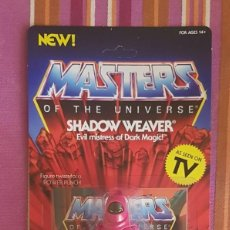 Figuras Masters del Universo: SHADOW WEAVER NEOVINTAGE MASTERS OF THE UNIVERSE SUPER7 HE-MAN NEW. Lote 243664300