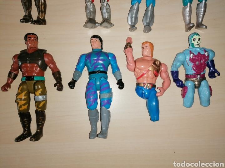 Figuras Masters del Universo: Lote MASTERS DEL UNIVERSO - Foto 3 - 210459801