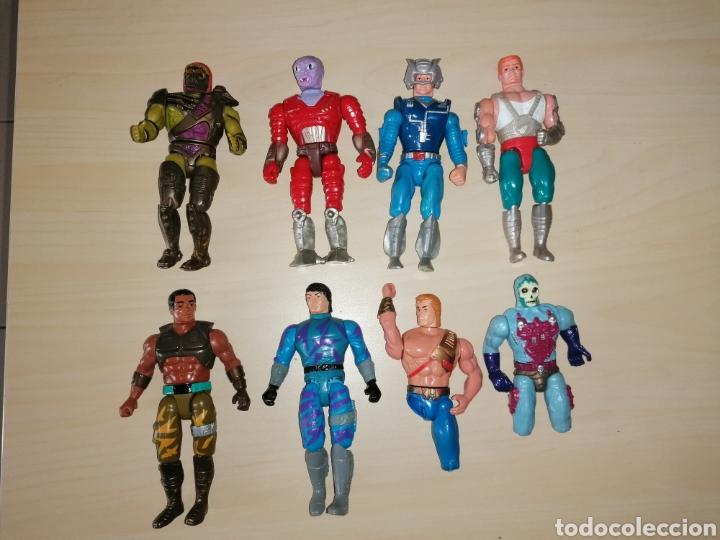 LOTE MASTERS DEL UNIVERSO (Juguetes - Figuras de Acción - Master del Universo)