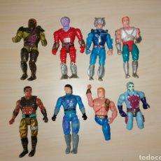 Figuras Masters del Universo: LOTE MASTERS DEL UNIVERSO. Lote 210459801