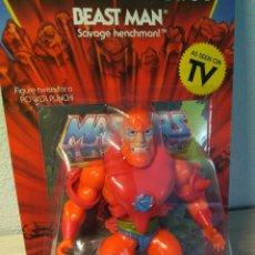 Figuras Masters del Universo: BEAST MAN NEOVINTAGE, MASTERS DEL UNIVERSO. Lote 210793959