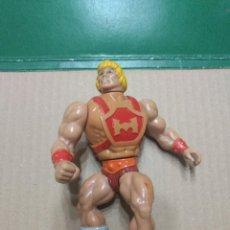 Figuras Masters del Universo: HE MAN - FIGURA MASTER DEL UNIVERSO HE-MAN MADE IN SPAIN AÑO 1984. Lote 211517286