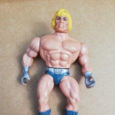 Figuras Masters del Universo: HE MAN MATTEL 1987 ITALIA MUY RARO. Lote 211600045