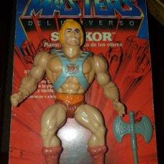 Figuras Masters del Universo: HE-MAN TAIWAN MASTERS DEL UNIVERSO MOTU HEMAN XX. Lote 244945570
