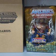 Figuras Masters del Universo: DARIUS HE-MAN MOTUC MASTERS OF THE UNIVERSE CLASSICS. Lote 213647761