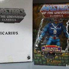 Figuras Masters del Universo: ICARIUS HE-MAN MOTUC MASTERS OF THE UNIVERSE CLASSICS. Lote 213652520