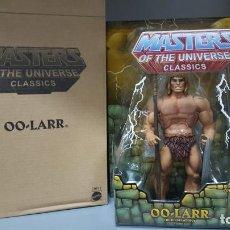 Figuras Masters del Universo: OO-LARR HE-MAN MOTUC MASTERS OF THE UNIVERSE CLASSICS. Lote 213653468