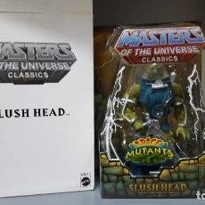 Figuras Masters del Universo: SLUSH HEAD KALALMARR HE-MAN MOTUC MASTERS OF THE UNIVERSE CLASSICS NA NEW ADVENTURES. Lote 213654152