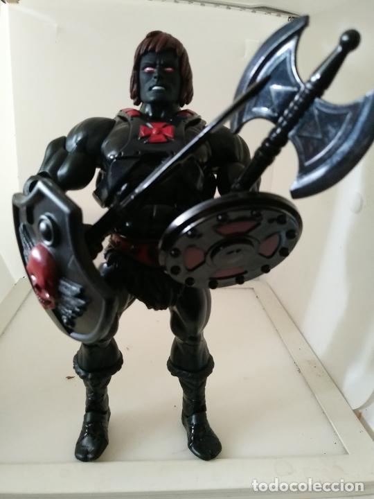 MASTERS OF THE UNIVERSE MOTU CLASSICS ANTI-ETERNIA BLACK NEMESIS HE-MAN CHINA (Juguetes - Figuras de Acción - Master del Universo)