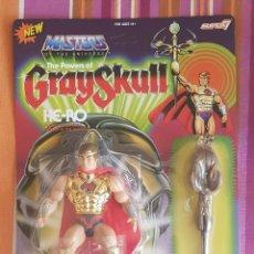 Figuras Masters del Universo: HE-RO NEOVINTAGE MASTERS DEL UNIVERSO SUPER 7 MOTU HE-MAN. Lote 213667935