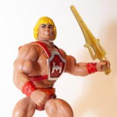 Figuras Masters del Universo: HE-MAN THUNDER PUNCH (PUÑO DE TRUENO) MATTEL 1984. Lote 213671290