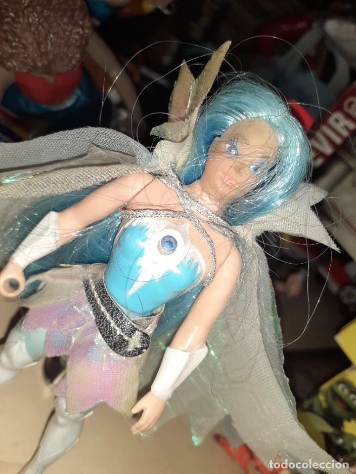 Figuras Masters del Universo: She Ra.Emperatriz de los hielos de Etheria.Frosta,el Reino Mágico.1986 Congost - Mattel.He Man. - Foto 2 - 214174435
