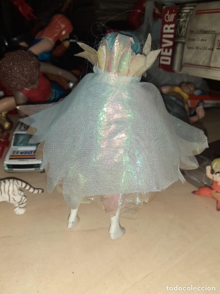 Figuras Masters del Universo: She Ra.Emperatriz de los hielos de Etheria.Frosta,el Reino Mágico.1986 Congost - Mattel.He Man. - Foto 3 - 214174435