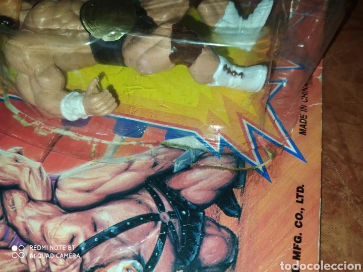 Figuras Masters del Universo: Luchador muñeco Wrestler Comansi Bootleg masters del Universo En Blister. - Foto 4 - 214706541