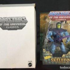 Figurines Maîtres de l'Univers: RESERVADO SKELETOR MOTU CLASSICS MASTERS DEL UNIVERSO NUEVO. Lote 215635462