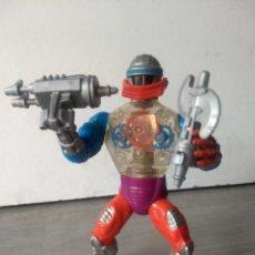Figuras Masters del Universo: ROBOTO - 100% COMPLETO MOTU MASTERS DEL UNIVERSO HEMAN HE-MAN MATTEL. Lote 217114668