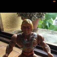 Figuras Masters del Universo: HE-MAN. MASTERS OF THE UNIVERSE. ORIGINAL.. Lote 217559016