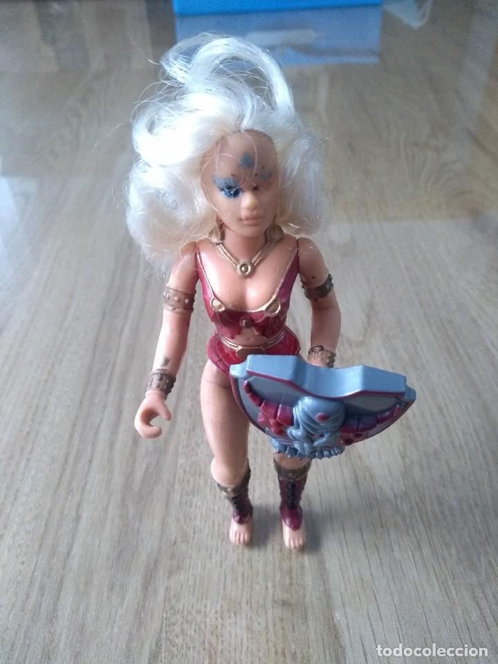 FIGURA BOOTLEG SHE RA - PRINCESA DEL PODER - EL REINO MAGICO - HINSTAR 1995 - MASTERS DEL UNIVERSO (Juguetes - Figuras de Acción - Master del Universo)