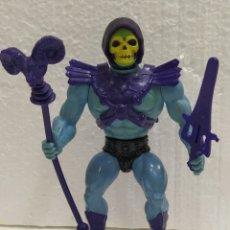 Figurines Maîtres de l'Univers: MOTU SKELETORK HE-MAN DE MASTERS DEL UNIVERSO DE 1982. TAIWÁN. CON ACCESORIOS. Lote 218244263