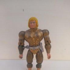 Figuras Masters del Universo: FIGURA BOOTLEG HEMAN - HE MAN - MASTERS DEL UNIVERSO. Lote 218603578