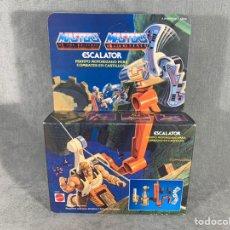 Figuras Masters del Universo: ESCALATOR MASTERS DEL UNIVERSO MOTU - SIN ABRIR - MATTEL ESPAÑA 1989. Lote 219125083