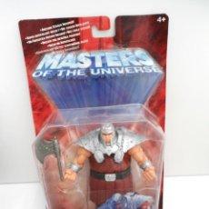 Figuras Os Masters do Universo: RAM MAN - ARIETE HUMANO - HE-MAN MASTERS DEL UNIVERSO - MATTEL 2002 - NUEVO. Lote 219175386