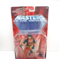Figuras Masters del Universo: MER-MAN - SEÑOR DE LA GUERRA DE LOS OCEANOS - HE-MAN MASTERS DEL UNIVERSO - MATTEL 2002 - NUEVO. Lote 219175888