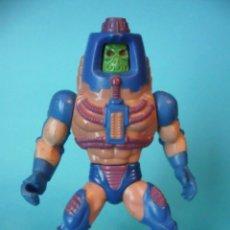Figuras Masters del Universo: MASTERS OF THE UNIVERSE MOTU MAN E FACES MATTEL FRANCE 1982. Lote 220567021