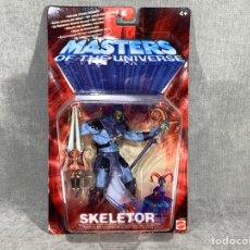 Figurines Maîtres de l'Univers: SKELETOR - HE-MAN - MASTERS DEL UNIVERSO - MOTU - MATTEL ESPAÑA 2002 -. Lote 220793897