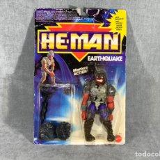 Figurines Maîtres de l'Univers: EARTHQUAKE - HE-MAN - MASTERS DEL UNIVERSO - MOTU - MATTEL ESPAÑA 1990 -. Lote 220794256