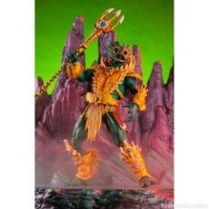 Figuras Masters del Universo: FIGURA MER-MAN MONDO ESCALA 1/6. MASTERS DEL UNIVERSO. Lote 220924878