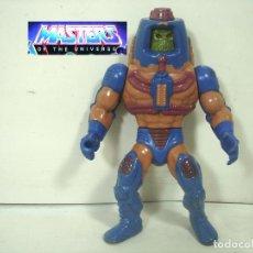 Figuras Masters del Universo: E-FACES FRANCIA- MATTEL 1982 -MASTER DEL UNIVERSO -HE-MAN-FIGURA MOTU -VILLANO HEMAN. Lote 220949800