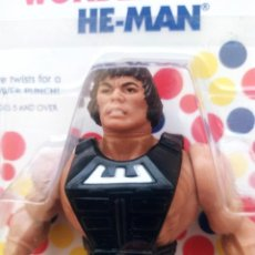 Figuras Masters del Universo: MASTERS DEL UNIVERSO, WONDER BREAD HE MAN, AÑO 1981, PRECINTADO.. Lote 221153251